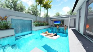 Poolside Virtual Realty 3D Snapshot